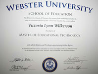 Educational Technology Masters Degree